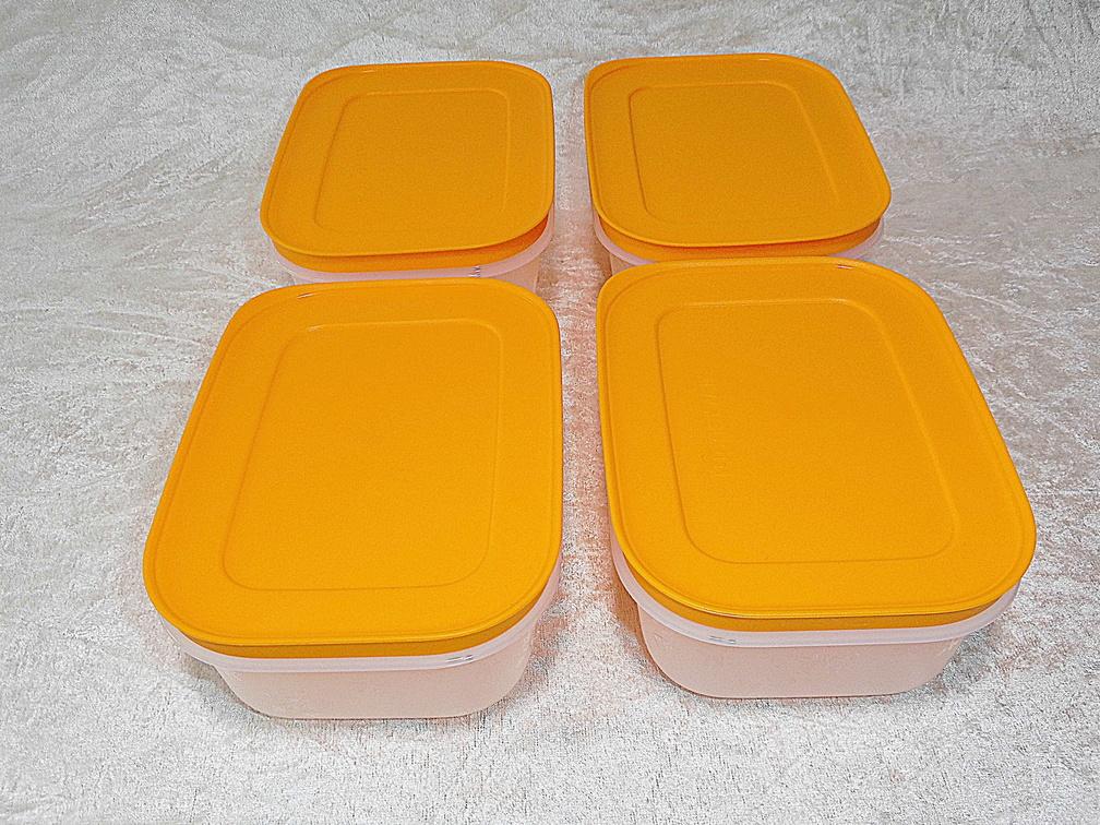 Tupperware Einfrieren